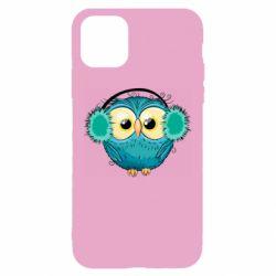 Чехол для iPhone 11 Winter owl