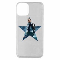 Чохол для iPhone 11 Winter Soldier Star