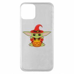 Чохол для iPhone 11 Yoda conjures