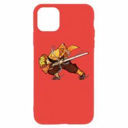 Чохол для iPhone 11 Zenitsu Demon Slayer