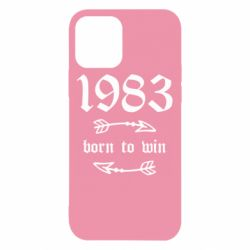 Чохол для iPhone 12/12 Pro 1983 Born to win