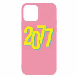 Чохол для iPhone 12/12 Pro 2077 Cyberpunk