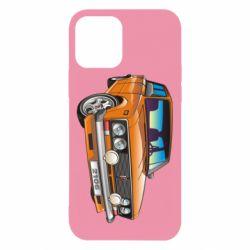 Чехол для iPhone 12/12 Pro A car