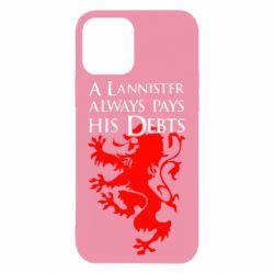 Чохол для iPhone 12/12 Pro A Lannister always pays his debts