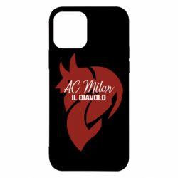 Чохол для iPhone 12/12 Pro AC Milan il diavolo