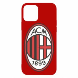 Чохол для iPhone 12/12 Pro AC Milan