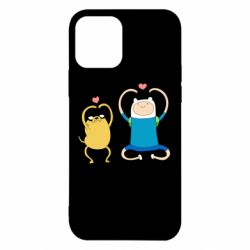 Чохол для iPhone 12/12 Pro Adventure time