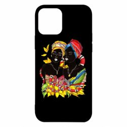 Чехол для iPhone 12/12 Pro African women