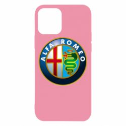 Чехол для iPhone 12/12 Pro ALFA ROMEO