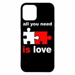 Чохол для iPhone 12/12 Pro All You need is love