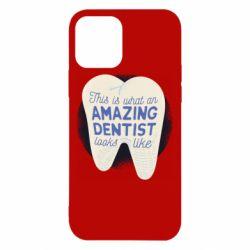 Чохол для iPhone 12/12 Pro Amazing Dentist