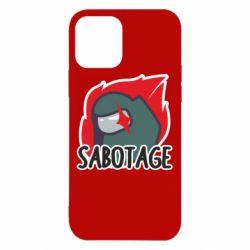 Чохол для iPhone 12 Among Us Sabotage