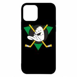 Чехол для iPhone 12/12 Pro Anaheim Mighty Ducks