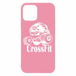 Чехол для iPhone 12/12 Pro Angry CrossFit