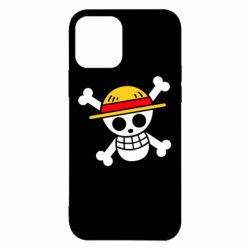 Чохол для iPhone 12/12 Pro Anime logo One Piece skull pirate