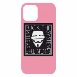 Чохол для iPhone 12/12 Pro Anonymous