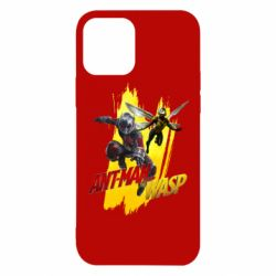 Чохол для iPhone 12/12 Pro Ant - Man and Wasp