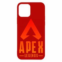 Чохол для iPhone 12/12 Pro Apex legends gradient logo