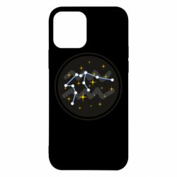 Чехол для iPhone 12/12 Pro Aquarius constellation
