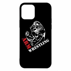 Чехол для iPhone 12/12 Pro Arm Wrestling