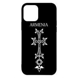 Чехол для iPhone 12 Armenia
