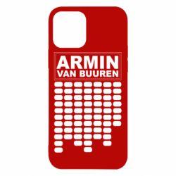 Чехол для iPhone 12/12 Pro Armin Van Buuren Trance