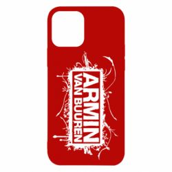 Чехол для iPhone 12 Armin Van Buuren