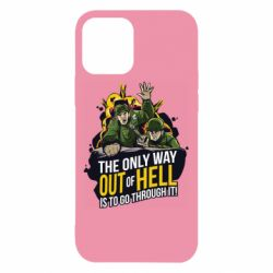 Чехол для iPhone 12/12 Pro Армия