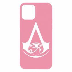 Чохол для iPhone 12/12 Pro Assassin's Creed Origins logo