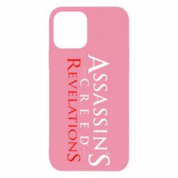 Чохол для iPhone 12/12 Pro Assassin's Creed Revelations