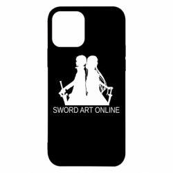 Чохол для iPhone 12/12 Pro Asuna and Kirito