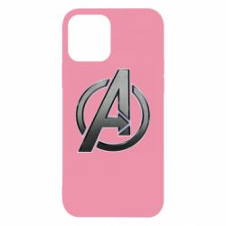 Чохол для iPhone 12/12 Pro Avengers Steel Logo