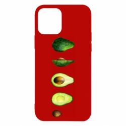 Чехол для iPhone 12/12 Pro Avocado set