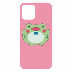 Чохол для iPhone 12 Baby frog