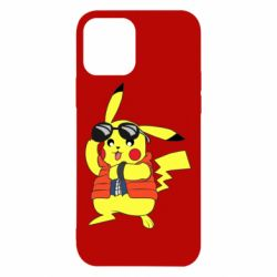 Чохол для iPhone 12/12 Pro Back to the Future Marty McFly Pikachu