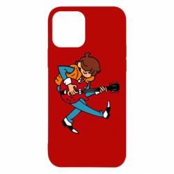Чехол для iPhone 12/12 Pro Back to the Future Marty McFly