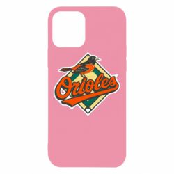 Чохол для iPhone 12/12 Pro Baltimore Orioles