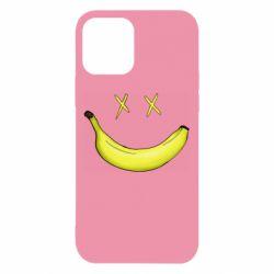 Чехол для iPhone 12/12 Pro Banana smile