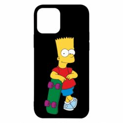 Чохол для iPhone 12/12 Pro Bart Simpson