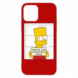 Чехол для iPhone 12/12 Pro Барт в тюряге