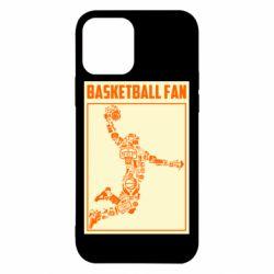 Чохол для iPhone 12/12 Pro Basketball fan