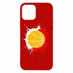 Чехол для iPhone 12/12 Pro Баскетбольный мяч