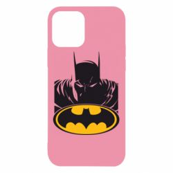 Чехол для iPhone 12/12 Pro Batman face