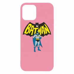 Чехол для iPhone 12/12 Pro Batman Hero