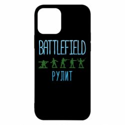 Чохол для iPhone 12/12 Pro Battlefield rulit