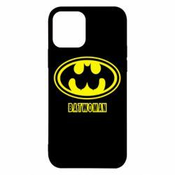 Чохол для iPhone 12/12 Pro Batwoman
