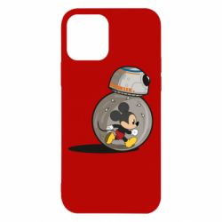 Чохол для iPhone 12/12 Pro BB-8 and Mickey Mouse