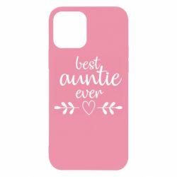 Чохол для iPhone 12/12 Pro Best auntie ever