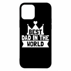 Чехол для iPhone 12/12 Pro Best dad in the world