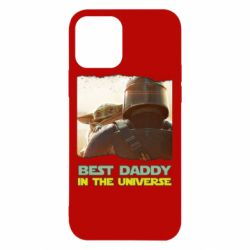 Чехол для iPhone 12/12 Pro Best daddy mandalorian